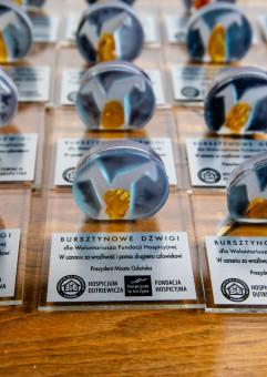Wręczenie Nagrody Honorowych Wolontariuszy i Filantropów