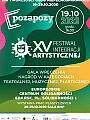 """XV Festiwal Integracji Artystycznej """"Pozapozy"""""""