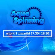 Aqua Spinning w Aquapark Sopot