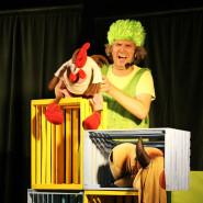 Teatr Qfer: Zajączek Bączek