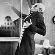 Nosferatu. Symfonia grozy - gra Pan.Mruk