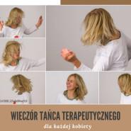 Wieczór tańca terapeutycznego z Agnieszką Głuszczyńską