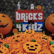 LEGO Halloween party!