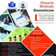 Otwarte Wykłady Ekonomiczne na UG