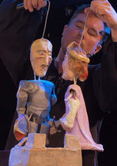 Teatr Barnaby: Baśń o rycerzu bez konia