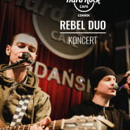 Koncert Rebel Duo
