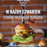 Stwórz własnego burgera!