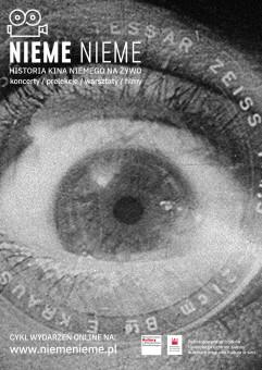 Nieme Nieme. Historia kina niemego na żywo