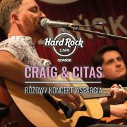 Różowy koncert wsparcia Craig&Citas - Pinktober