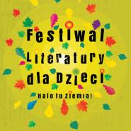 """Festiwal Literatury dla Dzieci 2020 """"Halo, Tu Ziemia!"""" w Gdańsku"""