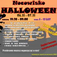 Nocowisko Halloween - Potworna impreza w Hotelu Transylwania