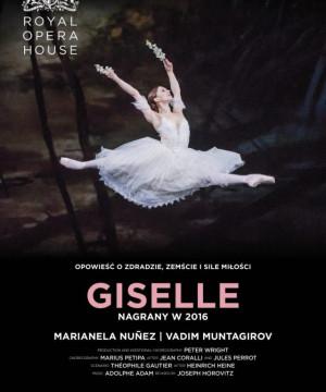 Giselle - balet na wielkim ekranie