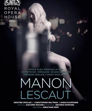 Manon lescaut - opera na wielkim ekranie