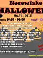 Nocowisko Halloween