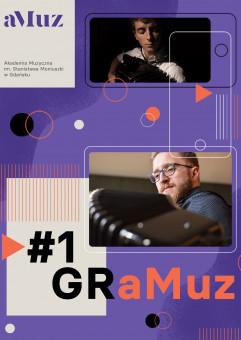 GRaMuz #1   Recital akordeonowy: Maciej Kacprzak & Paweł Ratajek