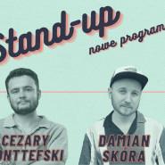Stand-up Gdańsk: Damian Skóra i Cezary Ponttefski