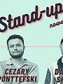 StandUp Damian Skóra i Cezary Ponttefski