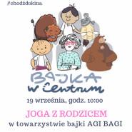 Bajka w Centrum | Poranek filmowy dla dzieci