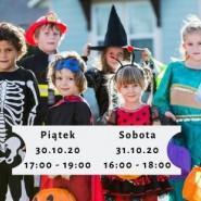 Warsztaty Halloweenowe dla dzieci w Filiko