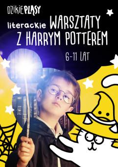 Halloweenowe Warsztaty z Harrym Potterem (6-11 lat)