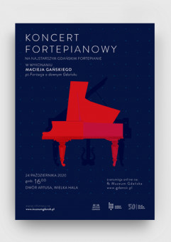 Najstarszy gdański fortepian - koncert