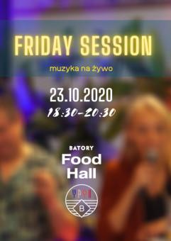 Friday Session - muzyka na żywo