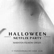 Halloweenowe Netflix Party - maraton filmów grozy
