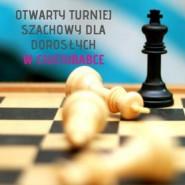 Otwarty turniej szachowy dla dorosłych