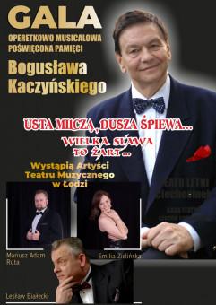 Usta milczą, dusza śpiewa - Bogusław Kaczyński