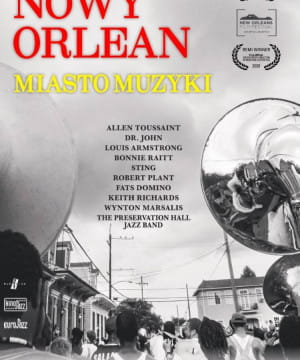 Kino Konesera: Nowy Orlean: Miasto muzyki