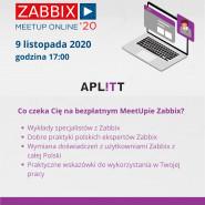 Pierwszy polskojęzyczny Zabbix MeetUp Online