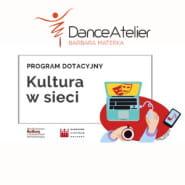 Tańcz z Dance Atelier: Projekt kultura w sieci