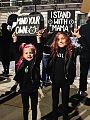 Rodzinny protest w Sopocie