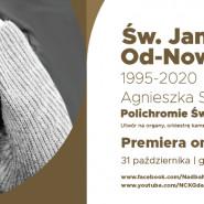 """koncert pt. """"Św. Jan Od-Nowa. Polichromie Świętojańskie"""""""