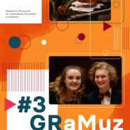 GRaMuz #3 | Koncert kameralny: Małgorzata Wójcik, Piotr Pawlak