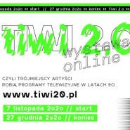 TIWI 2.0 - Trójmiejscy artyści robią programy telewizyjne w latach 90.