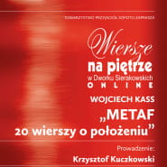 Wiersze na Piętrze z Wojciechem Kassem