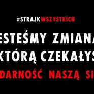 Strajk kobiet. Klimat na zmiany