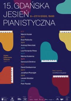 15. Gdańska Jesień Pianistyczna - Online