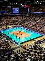 Siatkarska Liga Narodów 2021 w Ergo Arenie