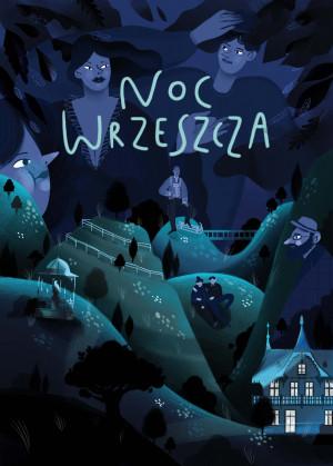 Noc Wrzeszcza  - Online, 30 listopada  - 6 grudnia 2020
