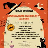 Andrzejki - warsztaty dla dzieci(5-12 lat)