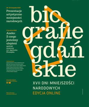 Biografie Gdańskie - XVII Dni Mniejszości Narodowych - edycja online