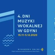 4. Dni Muzyki Wokalnej w Gdyni