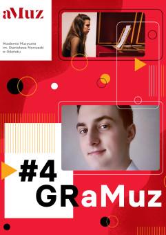 GRaMuz #4   Koncert kameralny: Magdalena Jędrzejewska, Bartosz Skłodowski