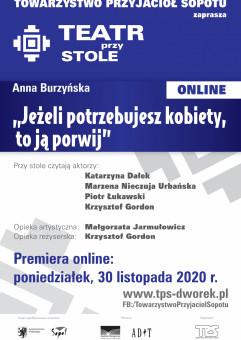 Teatr przy Stole -  Online