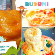 BUDU Lab - Wulkaniczne Slime
