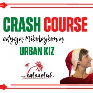 Mikołajkowy Crash Course Urban Kiz z Karo i Maćkiem