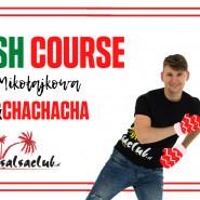 Mikołajkowy Crash Course Salsa & Chachacha Solo z Michałem