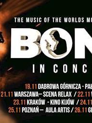 Bond in Concert